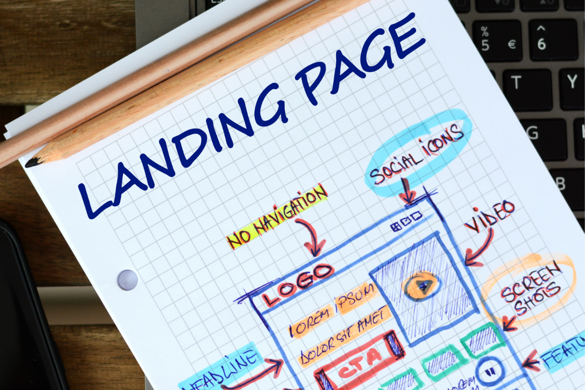What is a Landing Page and how can it help you?